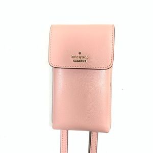 NWT Kate Spade North South Cross Body Bag Pink